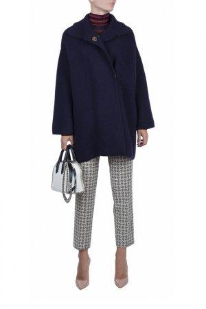 Пальто Diane von Furstenberg. Цвет: мультицвет