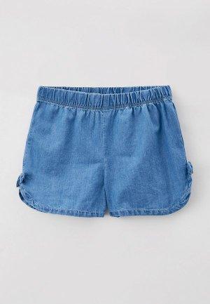 Шорты джинсовые Chicco. Цвет: голубой