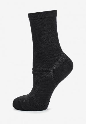 Носки Under Armour. Цвет: черный