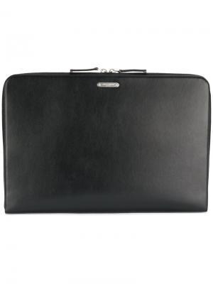 Чехол для ноутбука Saint Laurent. Цвет: чёрный