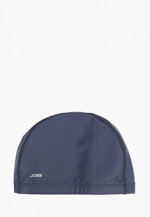 Шапочка для плавания Joss. Цвет: синий