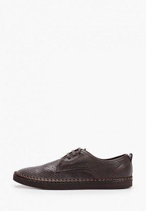 Ботинки MCM. Цвет: коричневый