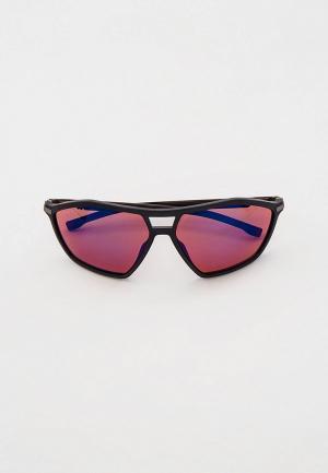 Очки солнцезащитные Boss. Цвет: черный