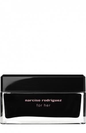 Крем для тела For Her Narciso Rodriguez. Цвет: бесцветный