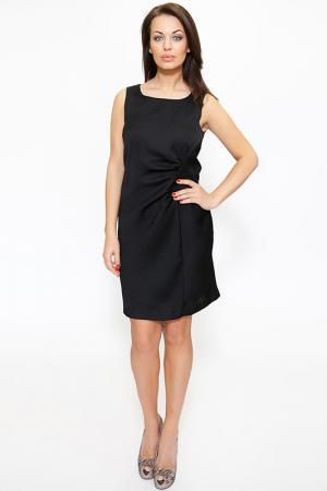 Платье AFTERSHOCK. Цвет: черный