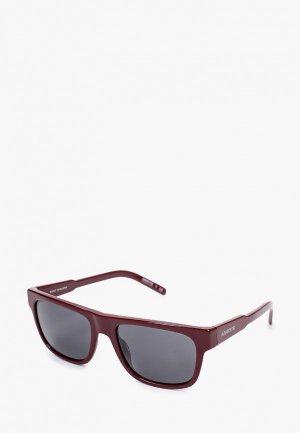 Очки солнцезащитные Arnette. Цвет: бордовый
