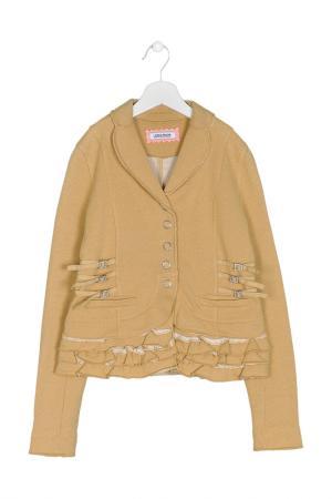 Пиджак I Pinco Pallino. Цвет: золотой