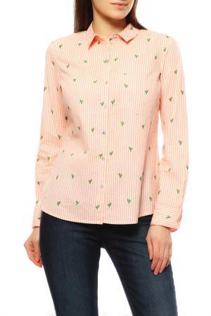 Сорочка MONTEGO. Цвет: розовый