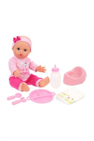 Пупс функциональный MARY POPPINS. Цвет: розовый