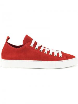 Classic low-top sneakers Dsquared2. Цвет: красный