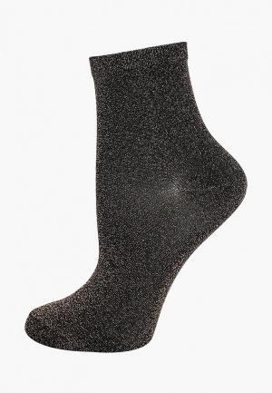 Носки Befree. Цвет: коричневый