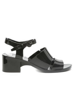 Ботинки American Apparel. Цвет: черный