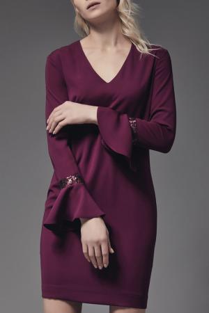 Платье CHARUEL. Цвет: фуксия