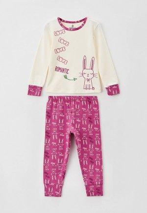 Пижама Baykar. Цвет: разноцветный