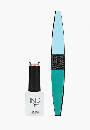 Набор для ухода за ногтями Runail Professional. Цвет: бежевый