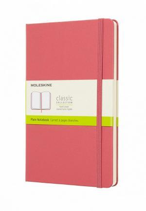 Блокнот Moleskine. Цвет: розовый