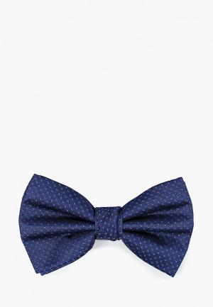 Бабочка Burton Menswear London. Цвет: синий