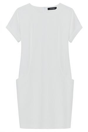 Платье La Reine Blanche. Цвет: белый