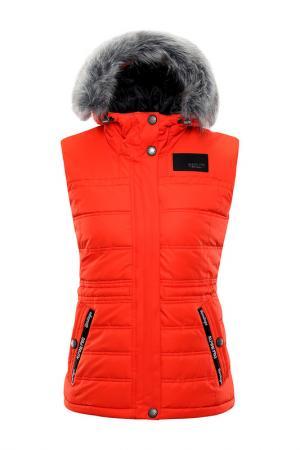 Vest ALPINE PRO. Цвет: red
