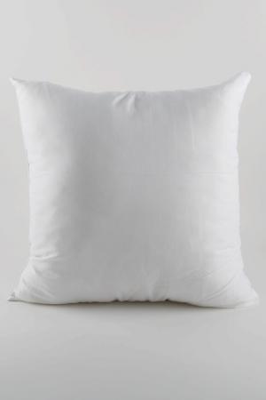 Подушка декоративная, 40х40 DAILY BY T. Цвет: белый