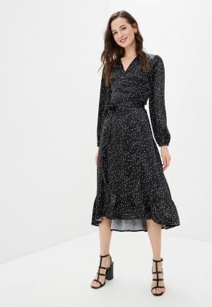 Платье Imocean. Цвет: черный