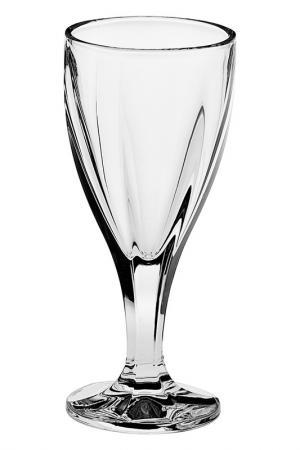 Рюмка для ликера, 60 мл, 6 шт. CRYSTAL BOHEMIA. Цвет: прозрачный