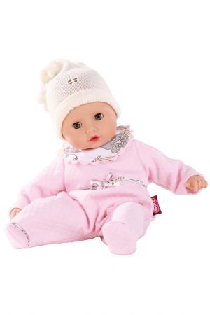 Кукла Маффин Gotz. Цвет: бордовый