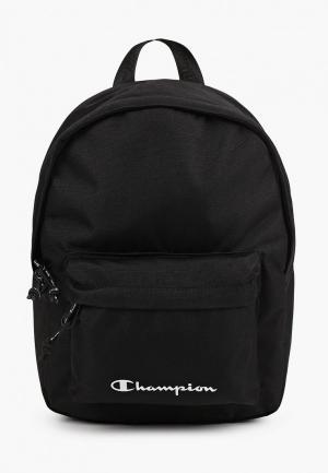 Рюкзак Champion. Цвет: черный