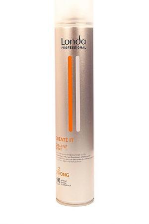 Спрей моделирующий для волос LONDA PROFESSIONAL. Цвет: белый