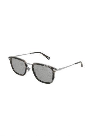 Очки солнцезащитные Brioni. Цвет: 004