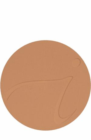 Прессованная основа, оттенок Коньяк (сменный блок) jane iredale. Цвет: бесцветный