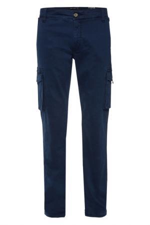 Pants H.I.S JEANS. Цвет: navy