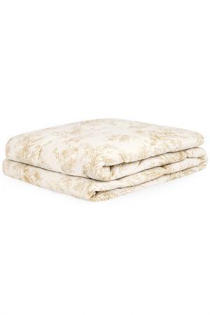 Одеяло хлопок-натурэль 200х210 CLASSIC BY T. Цвет: экрю