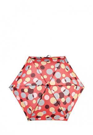 Зонт складной Labbra. Цвет: красный