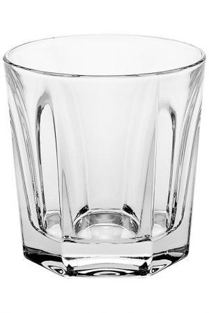 Стакан для виски 250 мл 6 шт. CRYSTAL BOHEMIA. Цвет: прозрачный