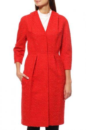 Пальто Giambattista Valli. Цвет: красный