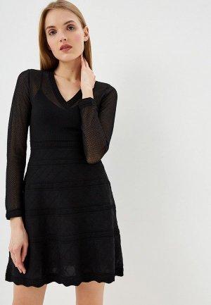 Платье M Missoni. Цвет: черный