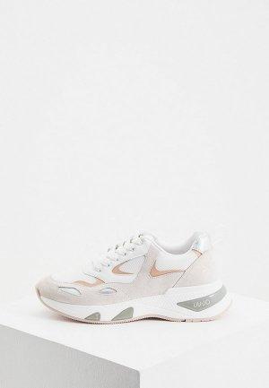 Кроссовки Liu Jo. Цвет: белый