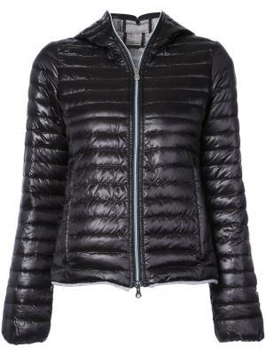Дутая куртка Eeria Duvetica. Цвет: чёрный