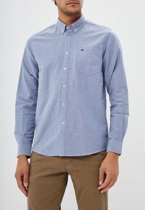 Рубашка Merc. Цвет: голубой
