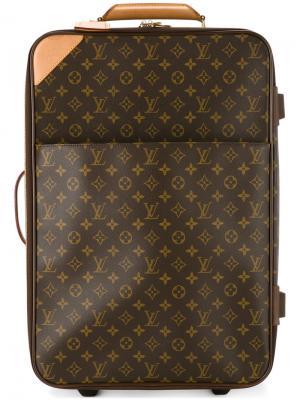 Pégase Légère 55 bag Louis Vuitton Vintage. Цвет: коричневый