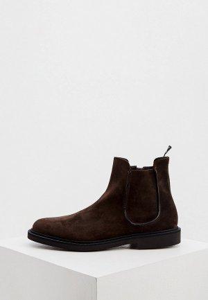 Ботинки Fratelli Rossetti One. Цвет: коричневый