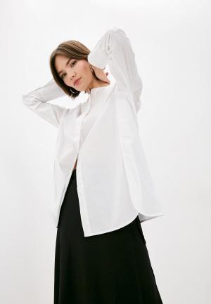 Рубашка By Malene Birger. Цвет: белый