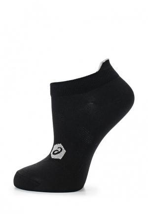 Носки ASICS. Цвет: черный