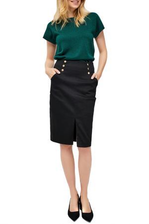 Skirt MOODO. Цвет: black