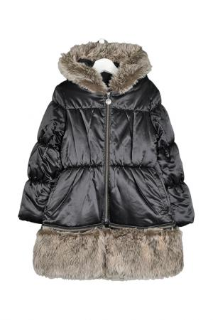 Куртка Junior Gaultier. Цвет: черный