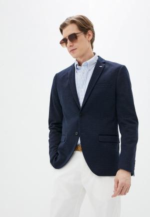 Пиджак Selected Homme. Цвет: синий