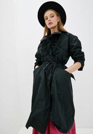 Плащ Vivienne Westwood Anglomania. Цвет: черный