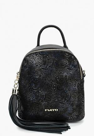 Рюкзак Fiato. Цвет: черный