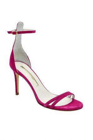 Босоножки BALDAN. Цвет: розовый